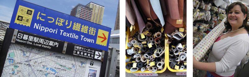 Tokyo quilt 1